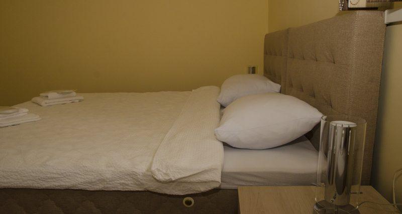 dvokrevetna soba prenociste kod gaje valjevo